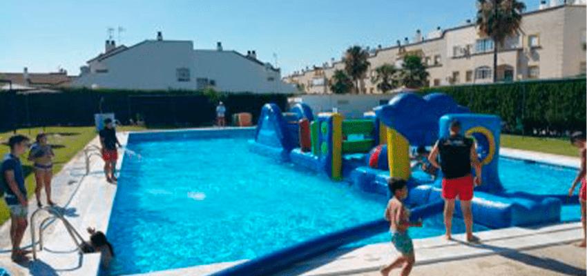fiestas acuaticas en piscinas en sevilla
