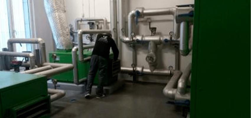 mantenimiento electrovalvula de presion